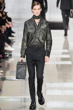 Shirt Jacket   Louis Vuitton Fall 2016 Menswear Fashion Show
