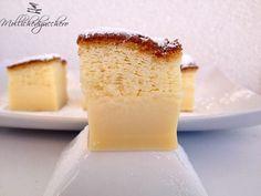 La #torta #magica - Molliche di zucchero