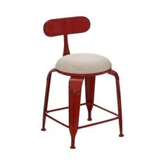 Premier Housewares Nobel Artisan Bar Chair from £64.99 with FREE delivery!