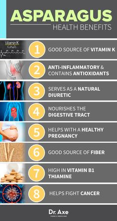 Asparagus Benefits http://www.draxe.com #health #holistic #natural