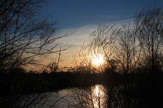 Sunset - Lippe, Münsterland