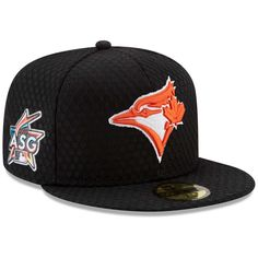 Toronto Blue Jays New Era 2017 Home Run Derby Side Patch 59FIFTY Fitted Hat - Black