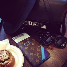 Monogram Louis Vuitton Passport Cover