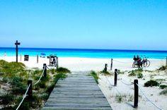Migjorn, Formentera - already been but beauuuuuutiful