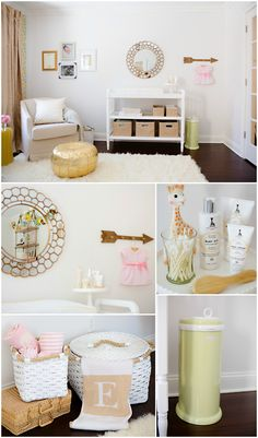 Project Nursery's Baby Girl Must-haves for the Nursery