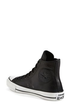 62c90bdbabde Converse Chuck Taylor® All Star®  Chelsee  Leather Sneaker (Women)  (Nordstrom Exclusive)