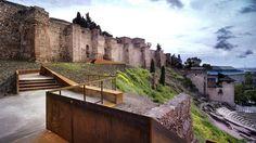 Ladera de la Alcazaba - OAM Arquitectos