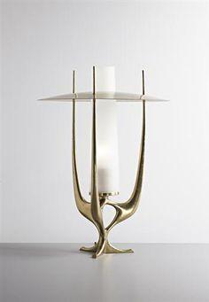 Fontana Arte, Table Lamp, 1950s.