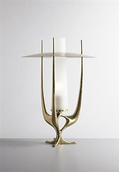 Fontana Arte, Table Lamp, 1950s.