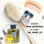 Pamper yourself (or a special someone) this Valentine's Day! We're offering FREE SHIPPING on all orders now until February 14th. What better time to enjoy a decadent bath soak, get romantic with a luscious body oil massage, or spice up your look with a bold new lip color. Use code BE_MINE_G3 at checkout! Spread the good and the love. ❤️ Plus, there's nothing sexier than a kind heart. #shopcrueltyfree #shopgoodcubed #make2018crueltyfree…