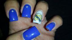 Real Madrid Nails