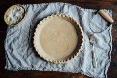 Gluten- and Dairy-Free Pie Crust
