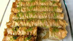 Evde Kendin Yap olarak sizler için çok lezzetli ve yöresel tatlı tarifleri paylaşmaya devam ediyoruz. Burma Baklava Tarifi için hazır baklava yufkası