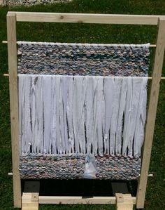 Rag Rug Loom With Stand | Rag Rug And Looms | Pinterest | Rug Loom, Twine  And Craft