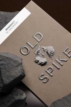 Old Spike Coffee by Commission Studio, United Kingdom. #coffee #branding #packaging