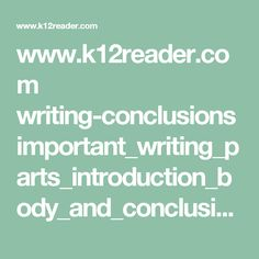 essay conclusion styles
