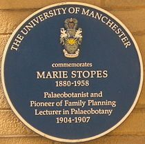 Marie Stopes - Wikipedia, the free encyclopedia