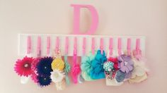 Baby headband holder Baby Headband Holders, Cute Headbands, Baby Room, Nursery, Infant Room, Babies Nursery, Babies Rooms, Kidsroom, Kid Rooms