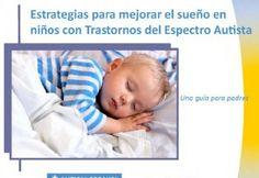 Estrategias para mejorar el sueño en niños con trastornos del espectro autista TEA
