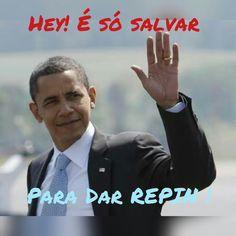 Obama TIM BETA!