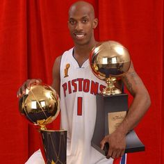 "Chauncey said the ""best memories"" of his career were with the Pistons. ""Before that, my career was in jeopardy in a few different stages. I persevered, sustained and continued to work hard, and finally got my opportunity in Detroit, and I never turned back from that point. That's what made it so sweet to me to win a championship after what I went through. I had to scrap and fight to get through it and to reach the pinnacle made it even sweeter. Winning the championship was the ultimate. I…"