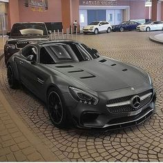 AMG GT aka real life Batmobile