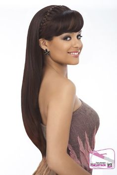 Synthetic Braid Lace Wig LD712 By Harlem 125 GD20350Color shown on model *** Check out this great product.(This is an Amazon affiliate link and I receive a commission for the sales)