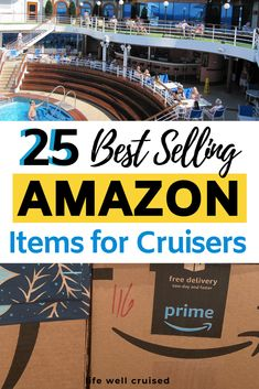 Here are the 25 most popular and recommended items to bring with you on your cruise. A must read for anyone preparing for their cruise vacation! Bahamas Cruise, Cruise Port, Cruise Travel, Cruise Vacation, Disney Cruise, Vacation Deals, Travel Deals, Packing List For Cruise, Cruise Tips