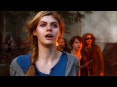 Percy Jackson: Sea of Monsters Trailer 2013 Movie - Official [HD]. I guess the oracle's related to Cinderella (Ever After).