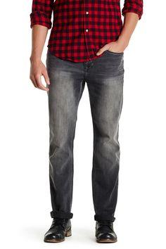 Stretch Denim Slim Fit Jean