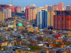 Azerbaijan is located on the western shore of the Caspian Sea at the southeast extremity of the Caucasus. The region is a mountainous country, and only about 7% of it is arable land. The Kura River Valley is the area's major agricultural zone.