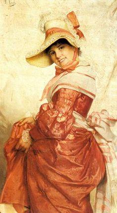 Giovanni Costa (1833 -1893) – Pintor Italiano_7