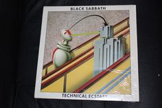 Black Sabbath – Technical Ecstasy LP Vinyl