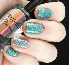 A Week of Shimmer - Day Five, My Holiday Picks! - Nailed It