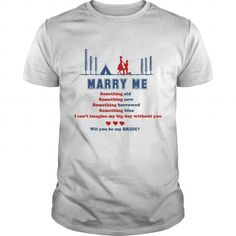 I Love Marry me Shirts & Tees