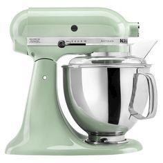 Kitchenaid¨ Artisan Series 5 Quart Tilt-Head Stand Mixer- Ksm150, Pistachio Green