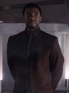 T'Challa/Black Panther (Chadwick Boseman) Jacket from Captain America: Civil War