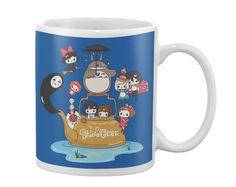 Cute My Neighbor Totoro Spirited Away mug photo picture coffee mugs