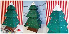 Image result for felt Christmas trees