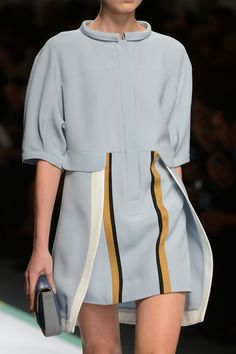 Fendi at Milan Fashion Week Spring 2013 - Details Runway Photos