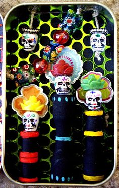 3) Lets do the twist!!...NOW, THIS IS TWISTED!!   The Twisted Muse: Day of the Dead