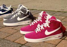 NIKE AIR FORCE 1 HIGH BLAZER PACK #sneaker