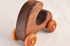 Handcrafted baby Push Toy