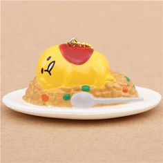 funny Gudetama egg yolk on food squishy charm kawaii 1 Lazy Egg, Modes4u, Baby Kittens, Kawaii Drawings, Cute Food, Cute Designs, Sanrio, Eggs, Clay