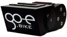 "Standart bisikletlere ""elektrik"" takviyesi: go-e ONwhee"