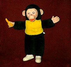 Ke Ke the Monkey