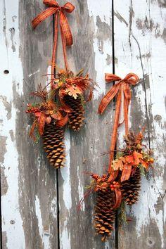 Thanksgiving Decorations Outdoor, Halloween Porch Decorations, Autumn Decorations, Table Decorations, Thanksgiving Table, Halloween Veranda, Autumn Theme, Marshalls, Porch Decorating