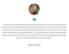 Don't just take our word for it – our happy customers have plenty to say about what we bring to the table! Residential Cleaning, Professional Cleaners, The Past, Bring It On, How To Plan, Sayings, Words, Happy, Table