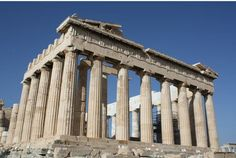 Athens, Greece, with its famous Acropolis, has come to symbolize the whole of the country in the popular imagination, and not without cause. It not only has its iconic ruins and the famous port of Piraeus but, thanks to ancient writers, its history is better documented than most other ancient Greek city-states. Acropolis Greece, Parthenon Athens, Athens Greece, Architecture Antique, Ancient Greek Architecture, Parthenon Architecture, Architecture Design, Ancient Greek Art, Ancient Greece