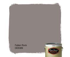 Dunn-Edwards Paints paint color: Fallen Rock DE6389